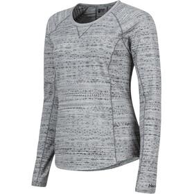 Marmot Sylvie LS Shirt Women Dark Steel